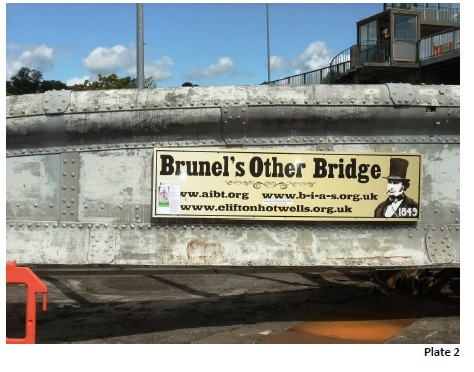 Brunel Swivel Bridge